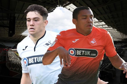 Swansea City fans are very excited by the prospect of this devastating combination against Rotherham