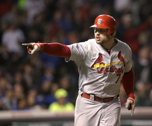Hochman: Holliday, Carlos Correa and others learned from Cards' new hitting coach