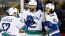 Canucks recall Darren Archibald from AHL Utica