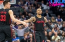 Lillard Sees DPOY Potential in Collins
