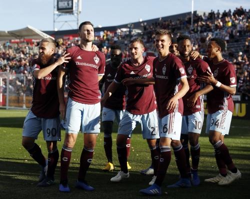 Colorado Rapids name Colorado Springs Switchbacks FC new USL affiliate