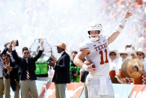 Week 10 college football picks: Who wins the first-place battle between Texas and WVU? Can Texas Tech upset Oklahoma?