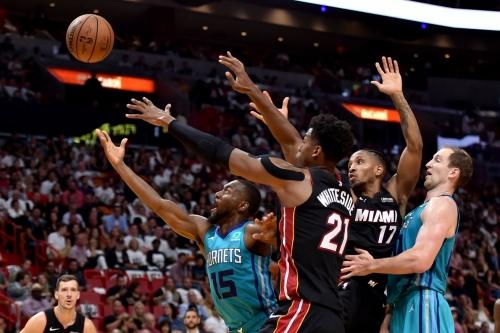 Charlotte Hornets vs. Miami Heat game thread