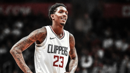 Clippers' Lou Williams becomes 3rd player all time to score 10,000 career points off the bench
