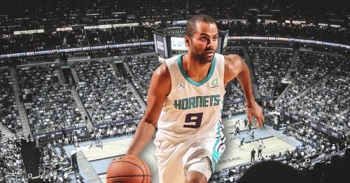 Hornets' Tony Parker reaches 19,000 career points