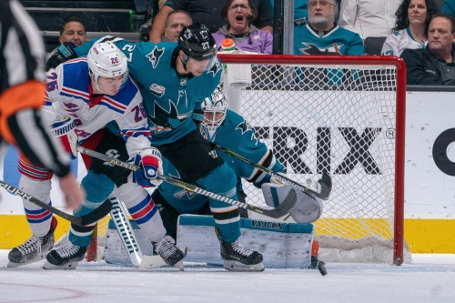 Rangers 3, Sharks 2 (SO): Nightmare on Santa Clara Street