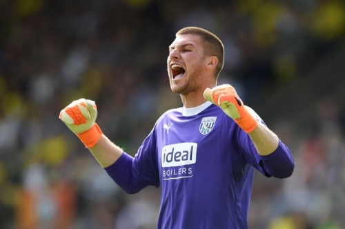 'Wouldn't you be nervous playing behind that defensive oufit?' How Sam Johnstone is getting on at West Brom