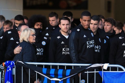 Leicester City change travel plans for Cardiff City clash in wake of tragic helicopter crash