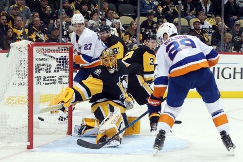 Pens Points: A Shaky Homecoming