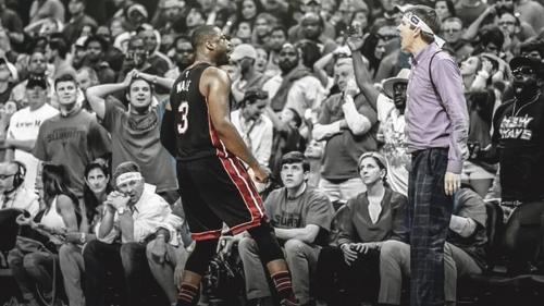 Exclusive: Dwyane Wade recounts a unique Heat moment vs. Hornets