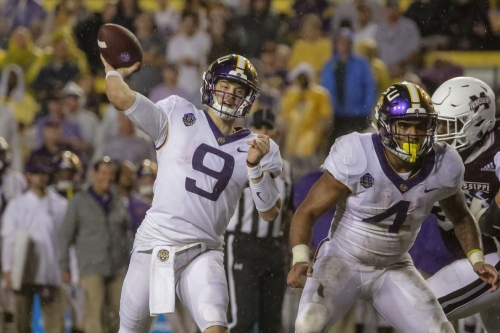 Previewing the opponent offense: LSU Tigers