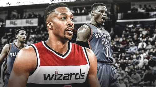 Report: Dwight Howard to make Wizards debut vs. Thunder Friday