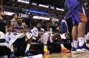 Preview: Surging Spurs square off against sliding Suns
