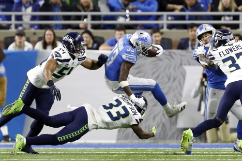 Seahawks defense rises to #2 in DVOA