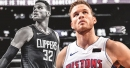Pistons' Blake Griffin says he hasn't woken up and said he misses L.A.