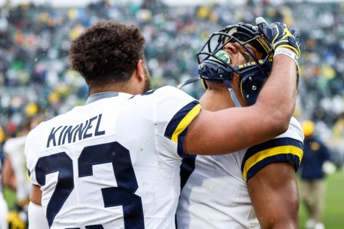 Michigan football live chat: Talk Wolverines with us at noon
