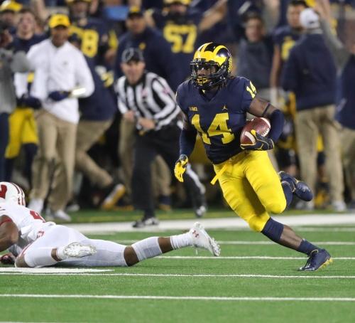 Michigan's pass defense is tops again. Josh Metellus a big reason why