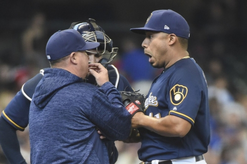 Derek Johnson leaving Brewers to become pitching coach for Cincinnati Reds
