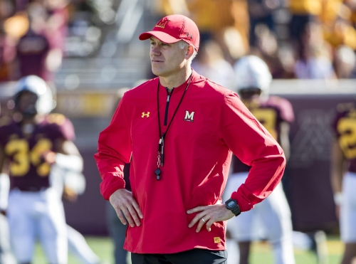 Maryland fires football coach DJ Durkin 24-hours after reinstatement