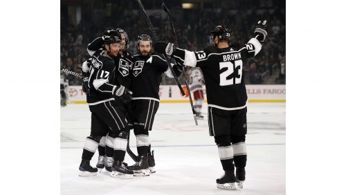 Kings sees sparks of a possible power surge
