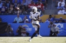 Chargers' WR Allen productive despite lack of touchdowns