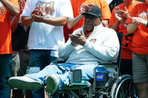 Hall of Famer Willie McCovey has died at the age of 80