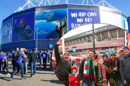 Organising Cardiff City Premier League games to clash with Wales rugby internationals makes no sense