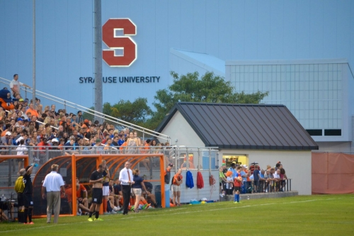 Syracuse men's soccer falls to Virginia Tech in ACC Tournament