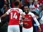 Arsenal youngsters revelling in first-team action