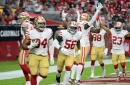 Grading the 49ers defensive players at the halfway point of 2018