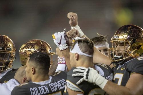 Behind Enemy Lines: Minnesota Golden Gophers