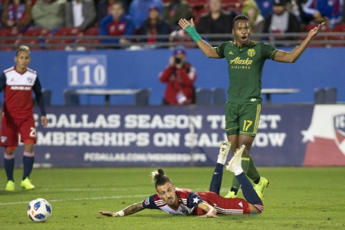 Major Link Soccer: Timbers and Pigeons advance