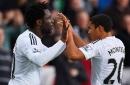 Swansea City boss Graham Potter on Wilfried Bony and Jefferson Montero returns as he talks January transfer plans