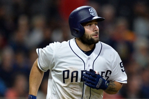 Braves acquire catcher Raffy Lopez from Padres