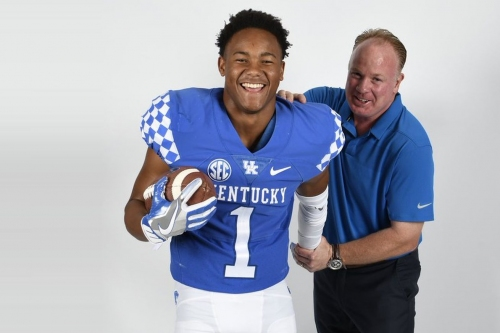Wandale Robinson picks Kentucky Wildcats