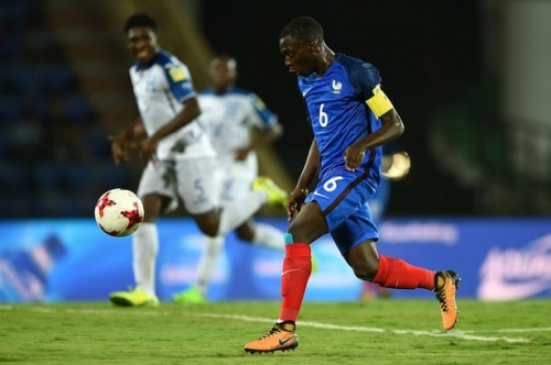 Who is Claudio Gomes? French teenager on bench for Man City vs Fulham