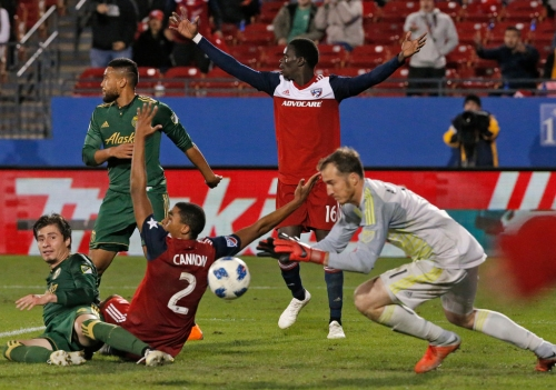 The Breakdown: Portland Timbers at FC Dallas, MLS Cup Playoffs Knockout Round