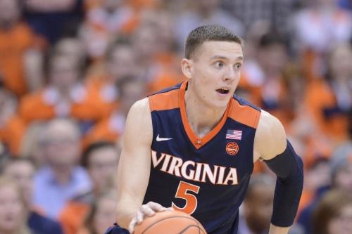 2018 Virginia Basketball Player Profiles: Kyle Guy