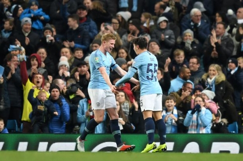 Understrength Man City overpower Fulham to prove Pep Guardiola's point