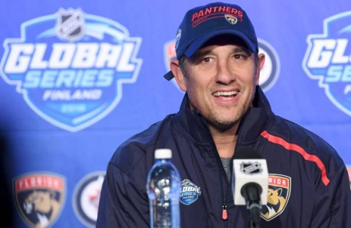 NHL Global Series Game One Recap: Winnipeg Jets top Florida Panthers