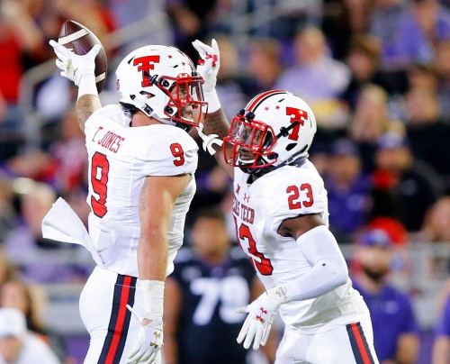 With Oklahoma and Texas looming back-to-back, history says upset win could be brewing for Texas Tech