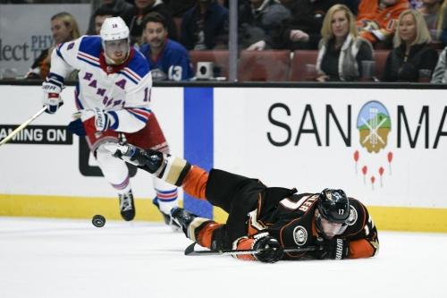 """Ducks vs Rangers GAMETHREAD: All I Do Is """"Hopefully"""" Win"""