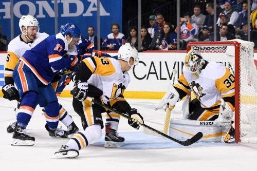 Penguins vs. Islanders Game Recap: Pittsburgh tripped up in 3-2 shootout loss