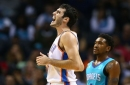 Recap: Abrines, Westbrook lead big comeback win over Hornets