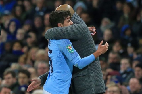Brahim Diaz shines for Man City but shows exactly what he has to improve to make the first team