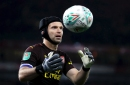 Unai Emery sends message to Arsenal fans after Petr Cech's embarrassing mistake