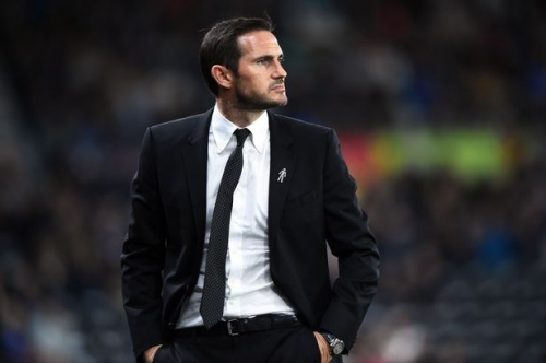 Frank Lampard has this big worry as Birmingham City visit Derby County