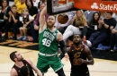 From Australia to Lithuania to Boston: How Aron Baynes went from slam dunk champion to the Celtics' rim protector