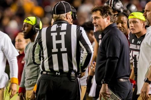 South Carolina at Ole Miss: Week 10 Injury Report