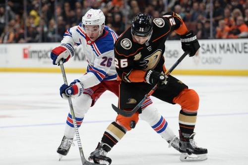PODCAST: Ducks vs. Rangers, Patrick Eaves Returns, Should Anaheim Rebuild?